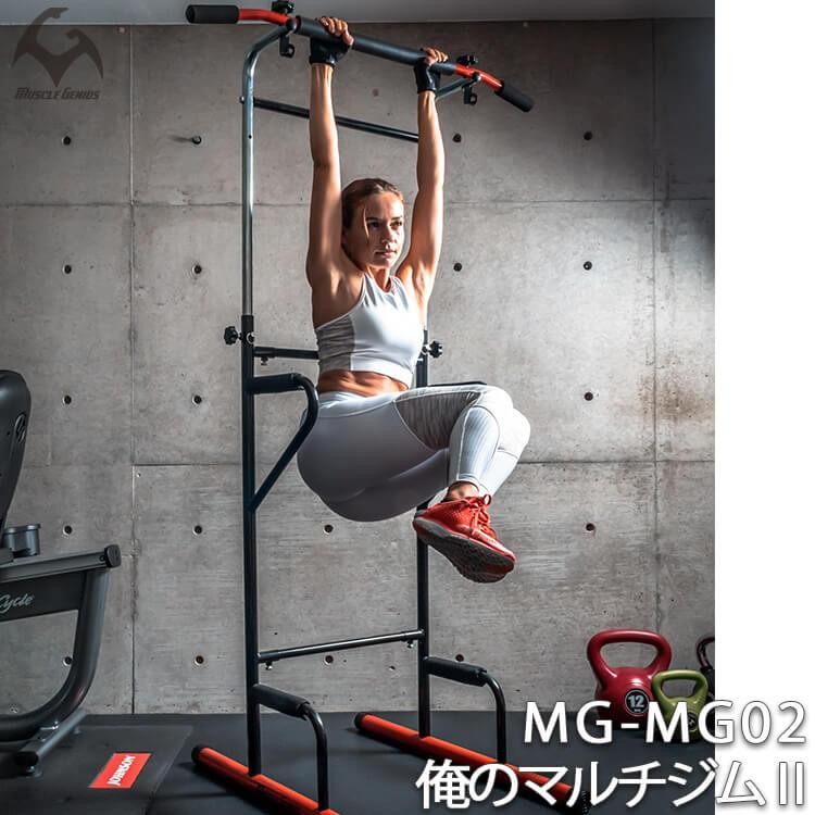 マッスルプロジェクト マルチエクササイズジム /(代引不可/) エクササイズ 懸垂 トレーニング ぶら下がり健康器 【ポイント10倍】 Muscle Project 【送料無料】 マルチジム