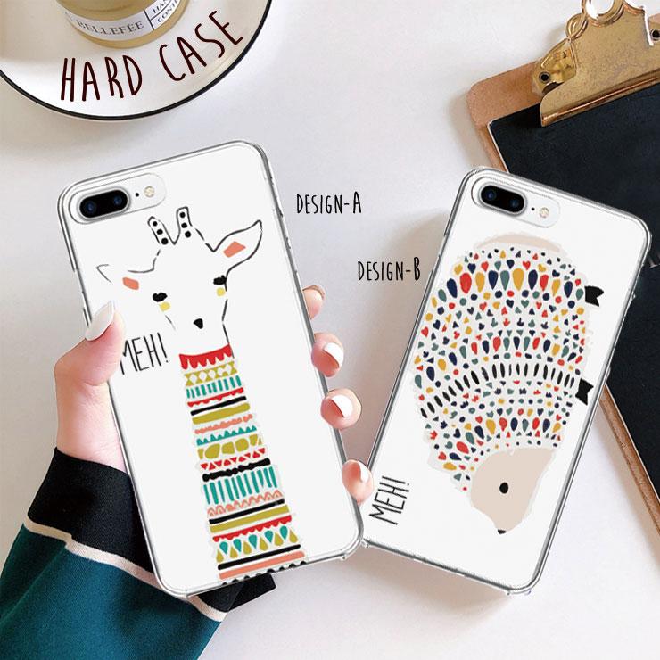 メール便送料無料 iPhone12 12mini 12Pro Max iPhone 11 Pro MAX iphone SE 第2世代 アイフォンSE2 iPhoneXR 各機種対応 ハードケース 携帯カバー ケース mini 2 iPhone11 Xperia ハリネズミ 2020 新作 Huawei ハード キツネ 8 galaxy 送料込 カップル スマホケース XS Plus 猫 キリン 北欧 アニマル 7 ネコ ペア XR
