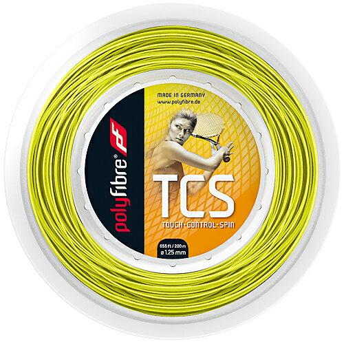【SALE】ポリファイバー ガット TCS 1.25mm(200mロールガット)/Polyfibre TCS 125(200m roll strings)
