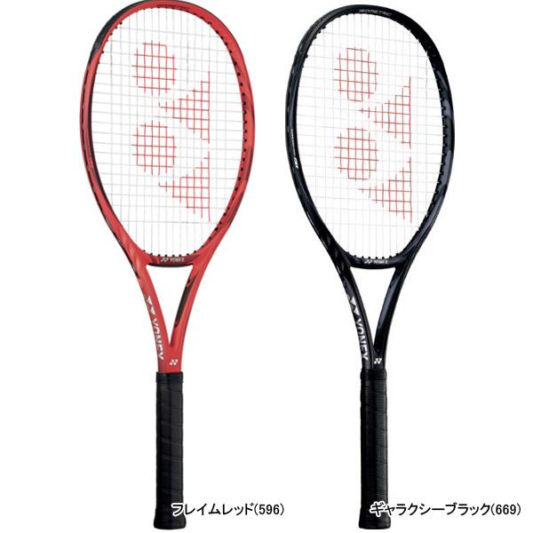 VCORE 98 「カスタムフィット対応(オウンネーム不可)」 A・ケルバー使用デザイン ギャラクシーブラック 硬式テニスラケット 18VC98-669 ヨネックス 98 YONEX Vコア