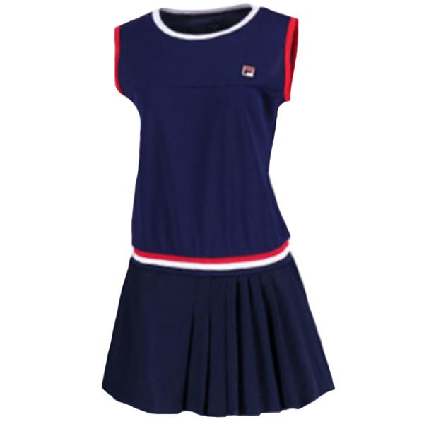 【SALE】フィラ レディース テニス ウェア ワンピース (VL1915)