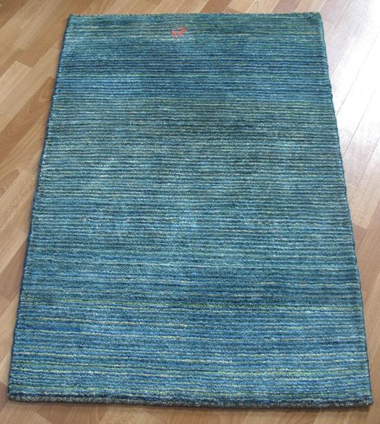 ギャッベ ギャベ/シェカルー、細かめのしなやかな織 122×86cm