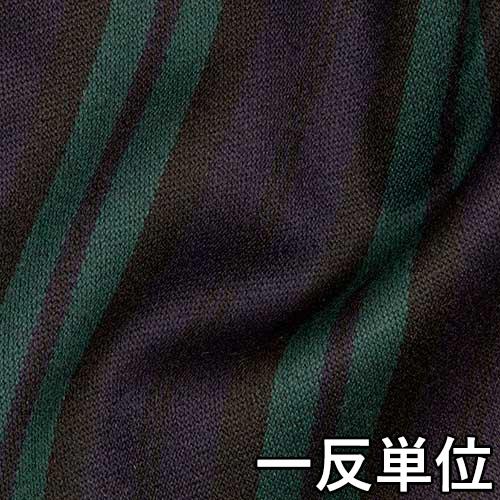 【ウール】【28275】【柄物】【送料無料】【ウール生地】カラー全2色【1反単位の販売】【ハイランドウールストライプ】28275 ☆ジャケットやスカート、パンツに最適
