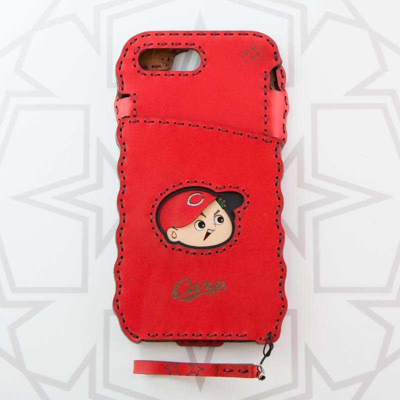 カープ坊や iPhone7Plus/8Plusケース
