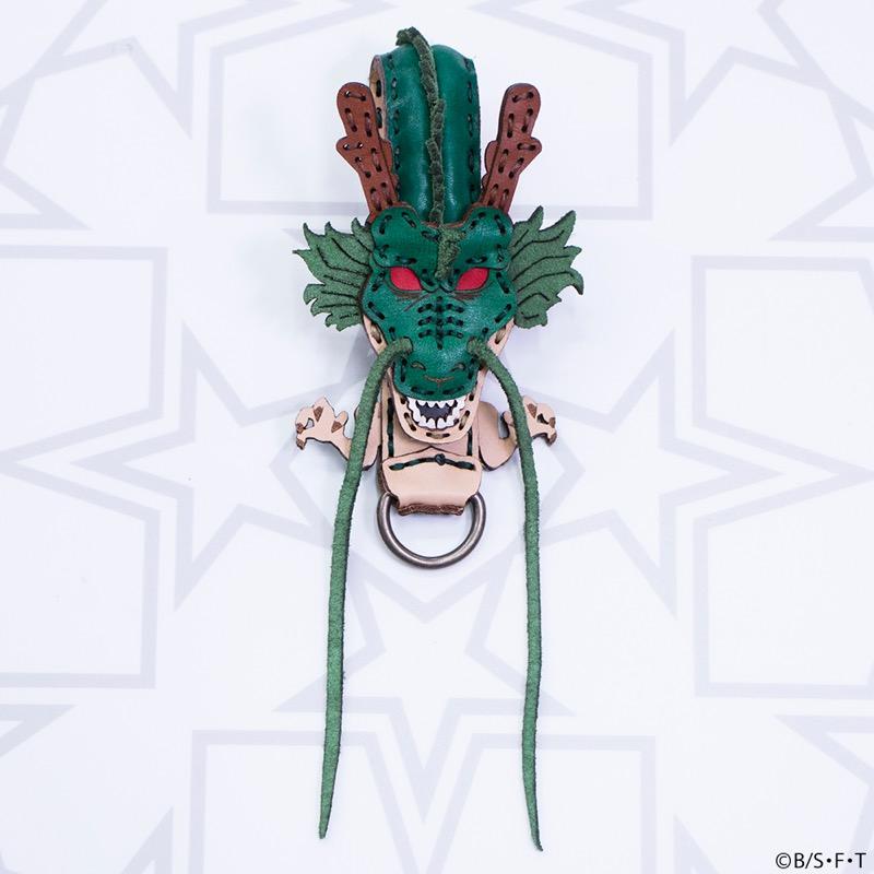 「OJAGA DESIGN」 オジャガデザイン 神龍 フラップキーホルダー