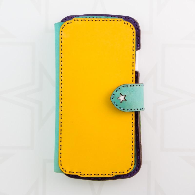 訳ありOUTLET(在庫保管中の傷、変色、色ムラ、汚れ、シミ等有 ※返品不可 30%OFF後の価格です) TEA (iPhone XS Max)