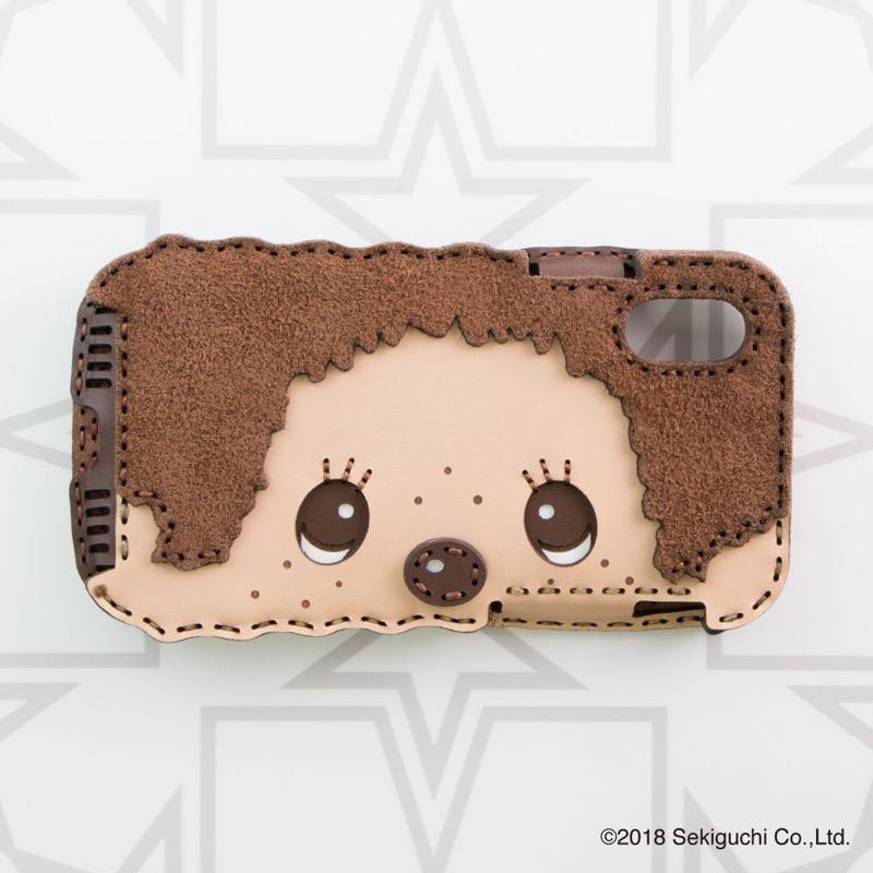 モンチッチくん フェイスiPhone Xケース