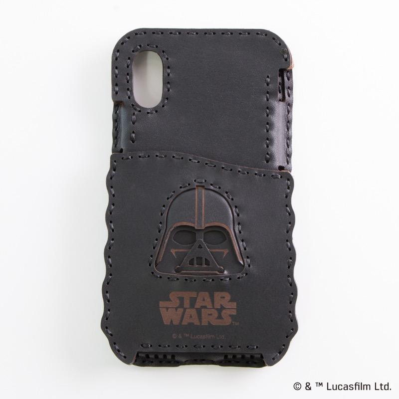 〈STAR WARS〉ダース・ベイダー iPhone Xケース