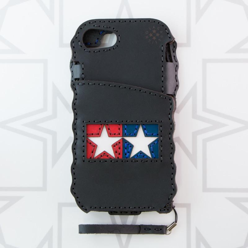 「OJAGA DESIGN」 オジャガデザイン TAMIYA iPhone6/7/8/SE2ケース (Pocket Type)