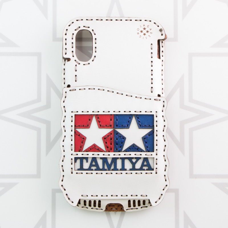 TAMIYA iPhone Xケース (Pocket Type)