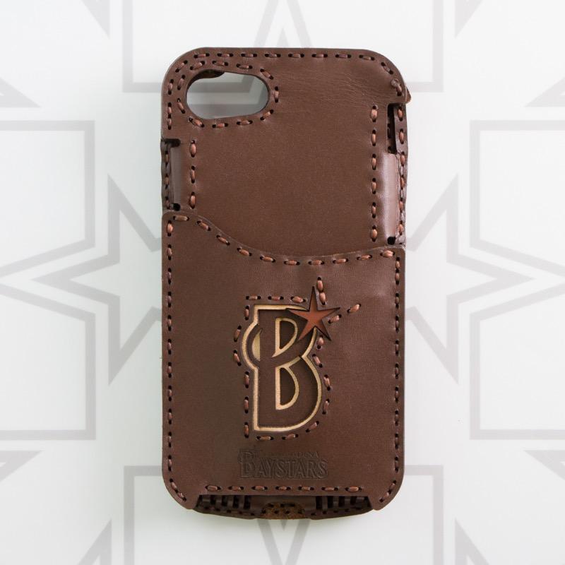 横浜DeNAベイスターズ Bロゴ iPhone7/8ケース (Pocket Type)