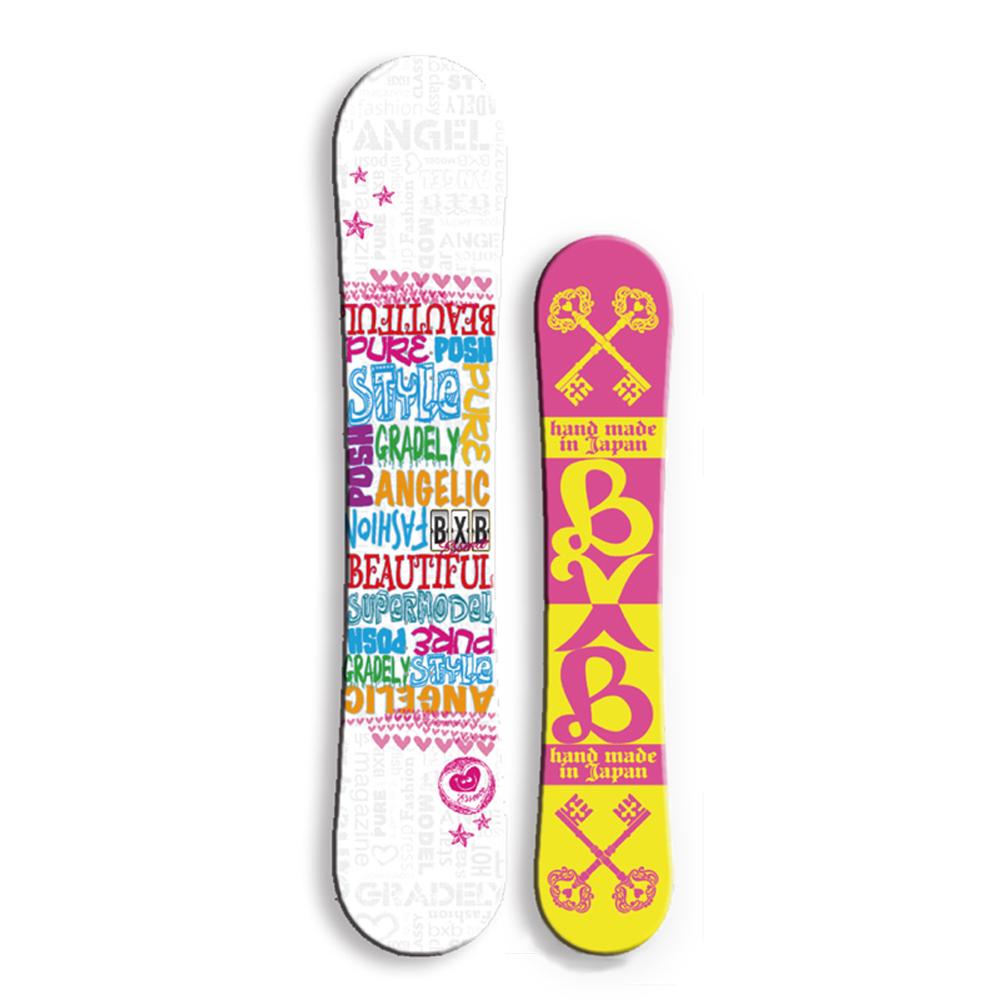 【同時購入 3点セットで28,020円~】 BxB スノーボード ESSENCE