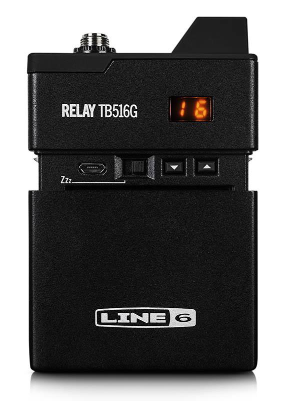 LINE6 トランスミッター Relay TB516G 【本州・四国・九州への配送料無料】