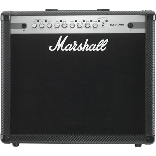 マーシャル ギターアンプ 100W MG101CFX 【本州・四国・九州への配送料無料】