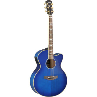 ヤマハ 商店 CPX1000 UM GIGケース付き 出色 アコースティックギター エレアコ