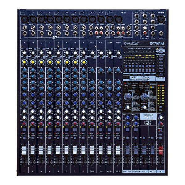 ヤマハ パワードミキサー EMX5016CF