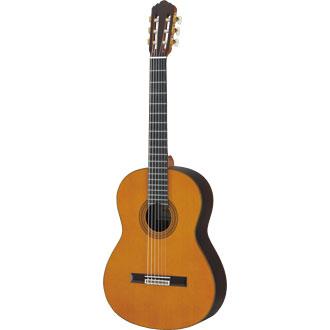 クラシックギター経験者の要求に応える音の艶と深み ヤマハ クラシックギター 売却 GC32C セミハードケース付 倉庫