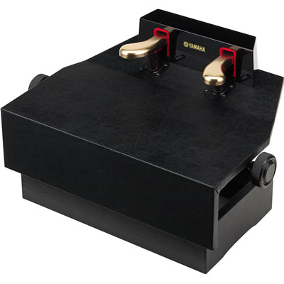 ヤマハ 昇降式ピアノ補助ペダル HP-705 【本州・四国・九州への配送料無料】