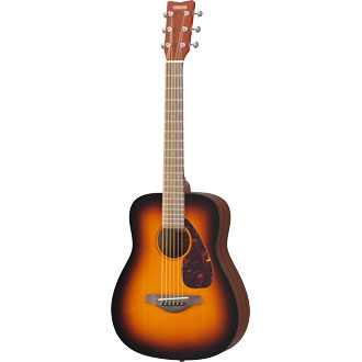 ヤマハ ミニフォークギター JR2 TBS ソフトケース付 【本州・四国・九州への配送料無料】