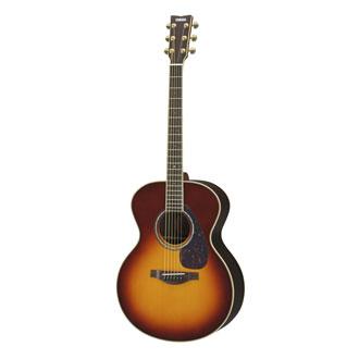 ヤマハ アコースティックギター LJ6 BS ARE 【本州・四国・九州への配送料無料】