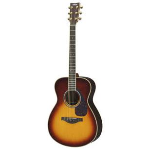 ヤマハ アコースティックギター LS16 BS ARE 【本州・四国・九州への配送料無料】