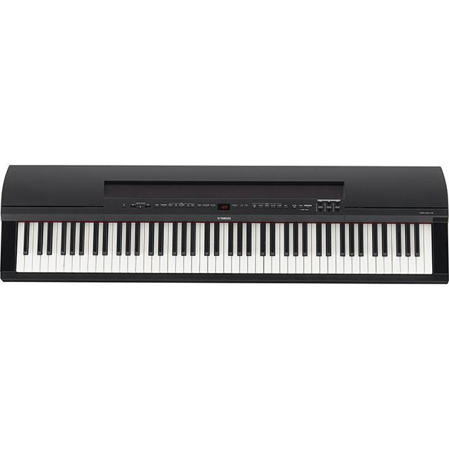 ヤマハ 電子ピアノ P-255B ブラック 【本州・四国・九州への配送料無料】