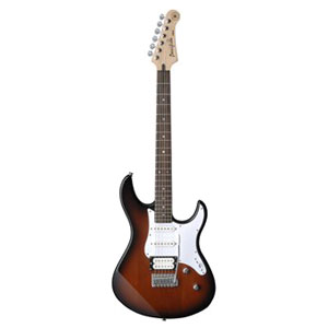 ヤマハ エレキギター PACIFICA112V OVS ソフトケース付き 【本州・四国・九州への配送料無料】
