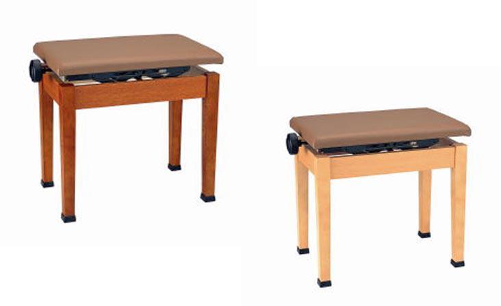 ♪デジタルピアノ 高低椅子 K-48