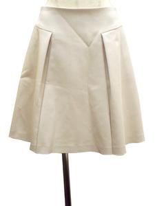 フォクシー FOXEY NEWYORK/マットストレッチグログランスカート【SALE】【新品同様品】