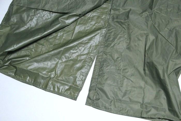 【楽天市場】フランス軍 防水 ステンカラー コート …