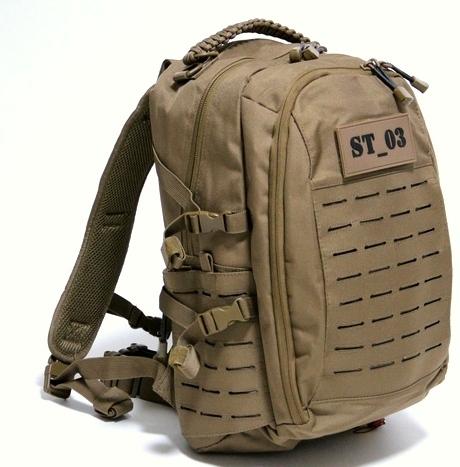 【SALE\12000→\10800】 101INC ミリタリー コンバット リュック 耐久素材CORDURA ST_03 / 20L アーミーバックパック バッグ カバン 鞄 軍