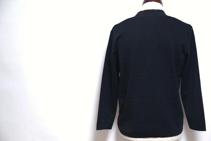 Long sleeves knit tops / Salvatore Ferragamo / # made in Ferragamo / F button cardigan Italy