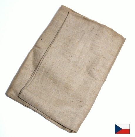 Outlet For Green Czech Military Vintage Linen Box Sheet Textile