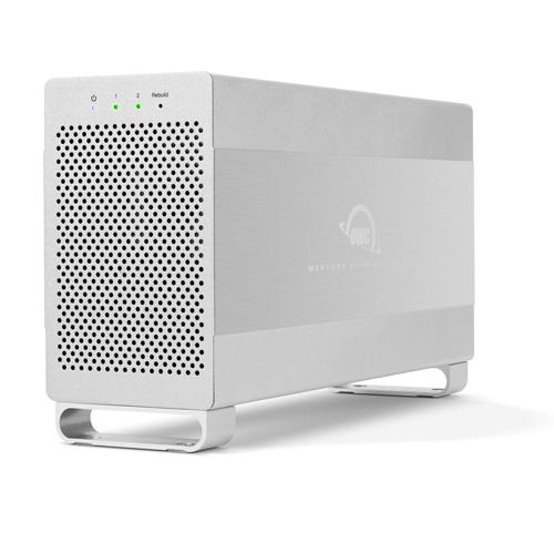 【国内正規品】OWC Mercury Elite Pro USB 3.1 Gen 1 / FireWire 800接続対応 28TB RAID (14TB + 14TB)