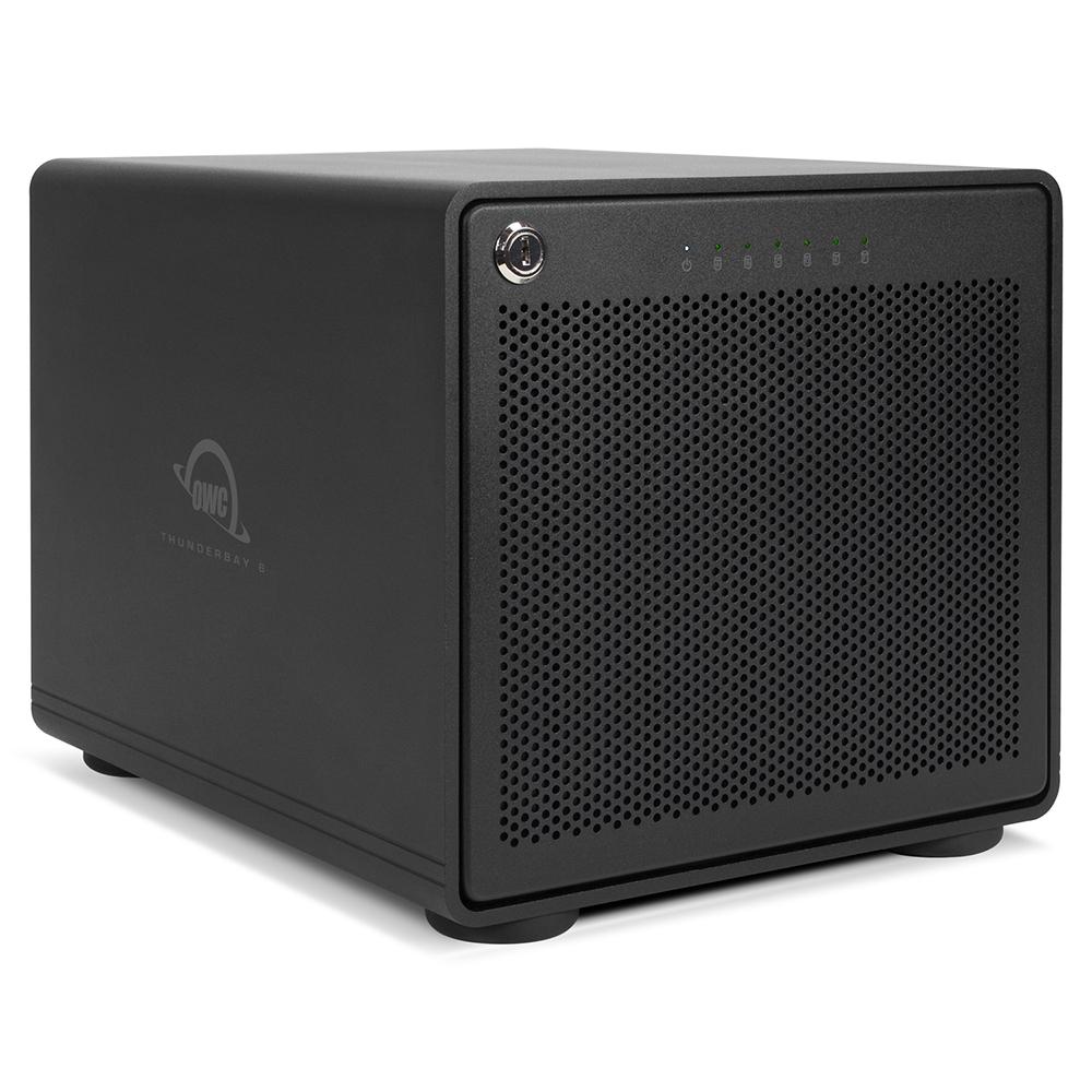 【国内正規品】OWC ThunderBay 6 Thunderbolt 3 RAIDソリューション 48.0TB 7200RPM 768MB (6 x 8.0TB)