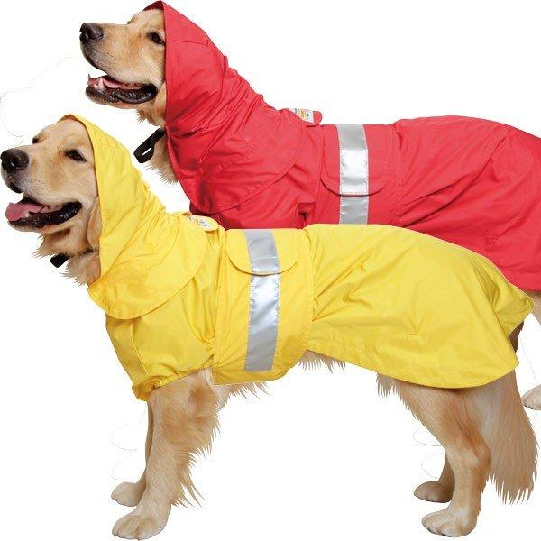 楽々コート【大型犬向けレインコート】アイアンバロンオリジナル・日本製<あす楽対応>