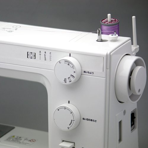 Needle standard attachment for Janome sewing machine LC7500 leather weight, leather! Foot controller operation! [RS-JA075]