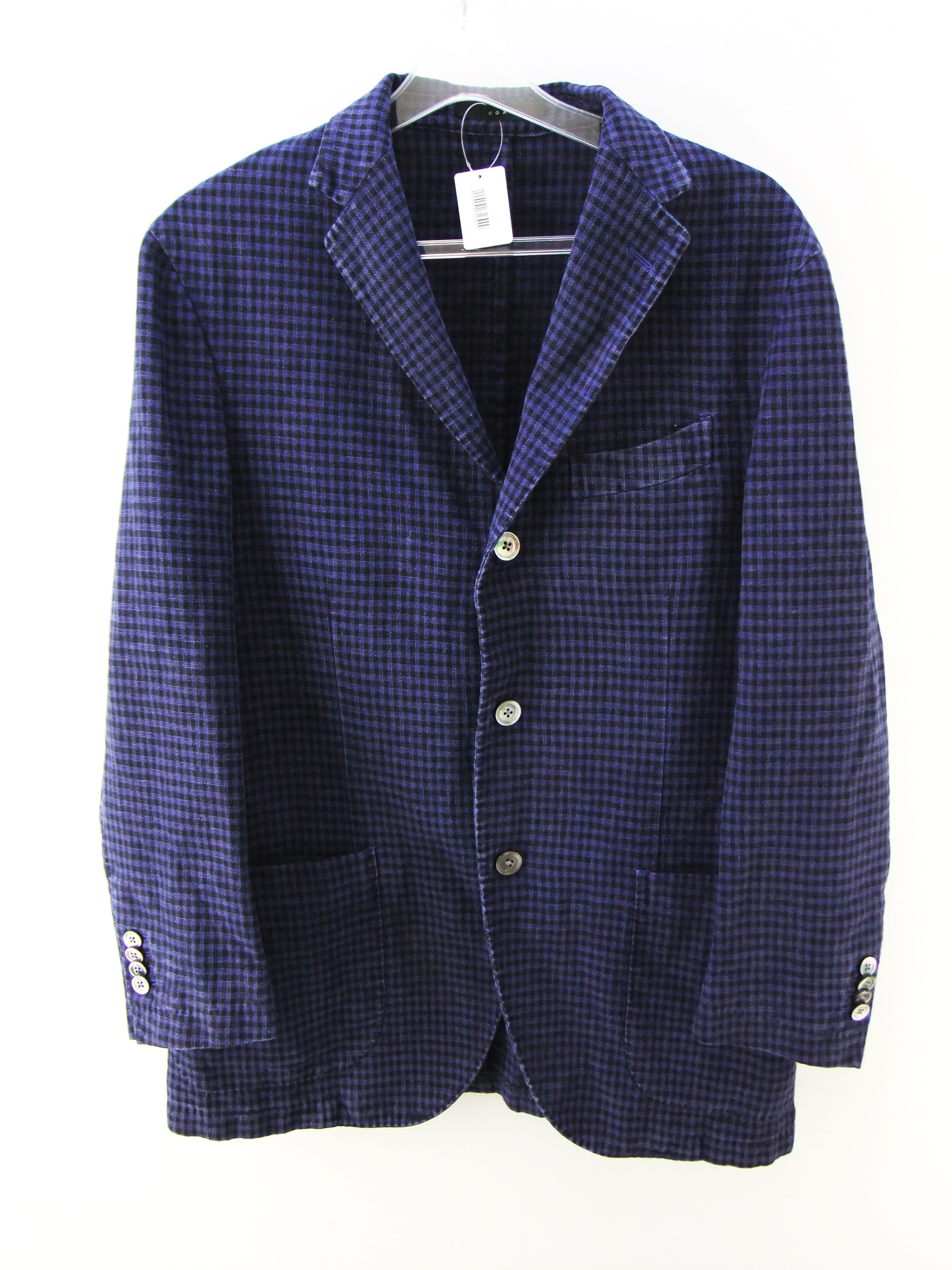 ■ BOGLIOLI COAT ボリオリ ジャケット  48 ブルー # 1000001618999 【中古】