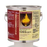 【レビューで300円CP!】クノスNo.244 2.5L(約43平米分) リボス Livos 油性 木部 屋内用 3分ツヤ ウッドオイル 自然塗料 クリア KUNOS