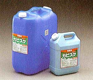 カビスケ 18L 強力カビ取剤(アルカリ性) 塗料販売