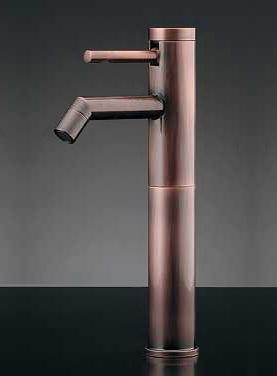 716-272-BP Arona HT.Lavatory / Hiトール水栓(ブロンズ)|上置き洗面ボール用トール蛇口