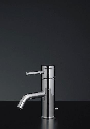 183-125 Arona Lavatory Mix / シングルレバー混合水栓(ポップアップ対応型)|デザイナーズ洗面所蛇口