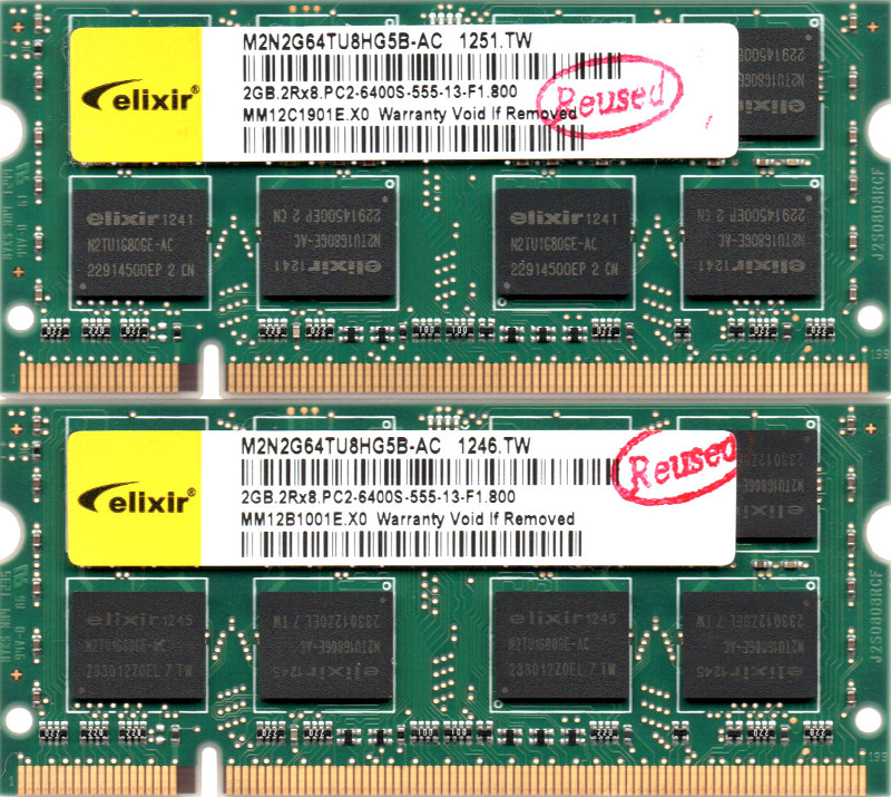 2GB SODIMM Toshiba Satellite P205-S6347 P205-S6348 P205-S7402 Ram Memory