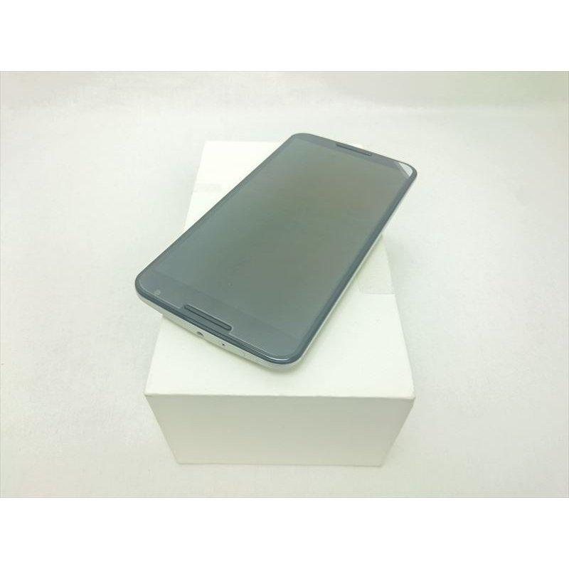 Sランク 未使用 新品同様品 箱傷み 付属品あり AC海外仕様 Andoroid 5.1 nanoSIM NEXUS 未使用品 新品同様 SIMフリー SIM 32GB クラウドホワイト 舗 XT1100 FREE 6 海外版