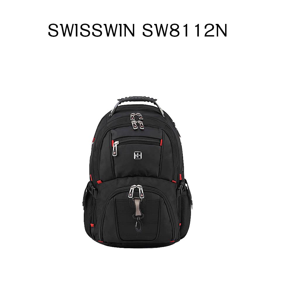 11a0a16ddefc 楽天市場】【送料無料】 SWISSWIN スイスウィン リュック SW8112N大容量 ...