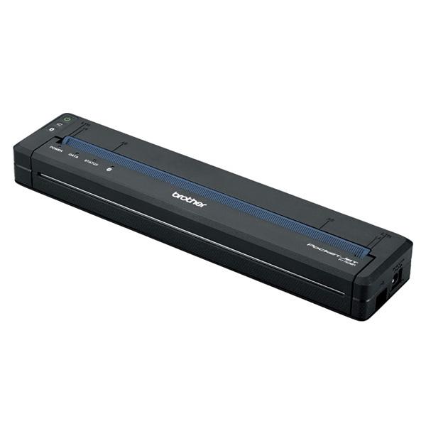 【brother】モバイルプリンターA4感熱紙対応 PJ-763(USB・Bluetooth) PocketJetシリーズ【送料無料】♪