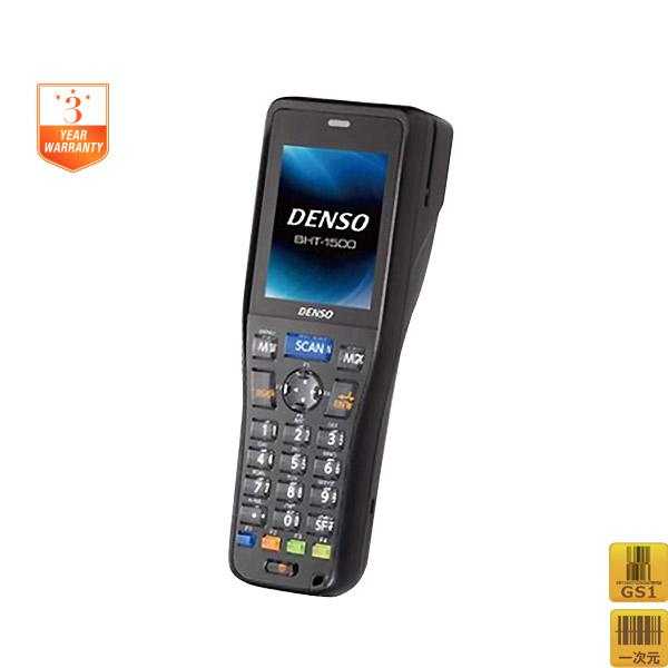 【DENSO】デンソーウェーブ 超小型軽量ハンディターミナル バッチモデル/黒 BHT-1505B-BK【代引手数料無料】♪