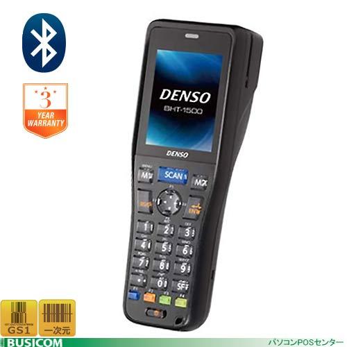 【DENSO】デンソーウェーブ Bluetooth超小型軽量ハンディターミナル 黒 BHT-1505BB-BK【代引手数料無料】♪