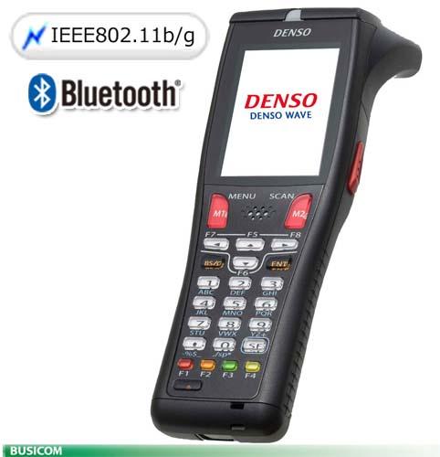 DENSOハンディターミナル スタンダードモデル BHT-805BWB 【無線LAN+Bluetoothモデル/32MB】【代引手数料無料】♪