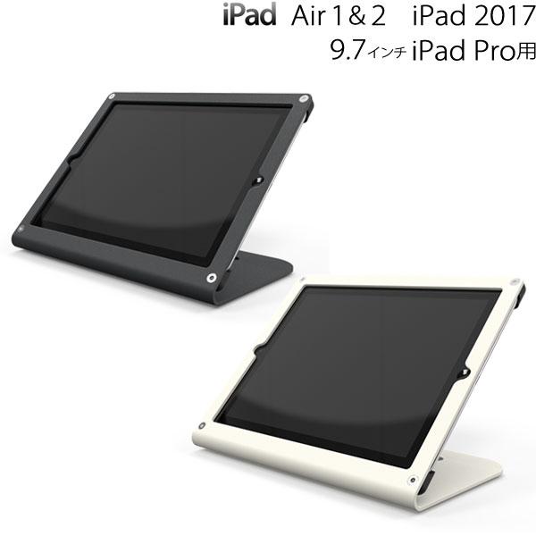【Heckler Design】iPad Air1&2、iPad 2017、9.7インチiPad Pro用スタンド WindFall-Airホワイト&ブラック【代引手数料無料】♪